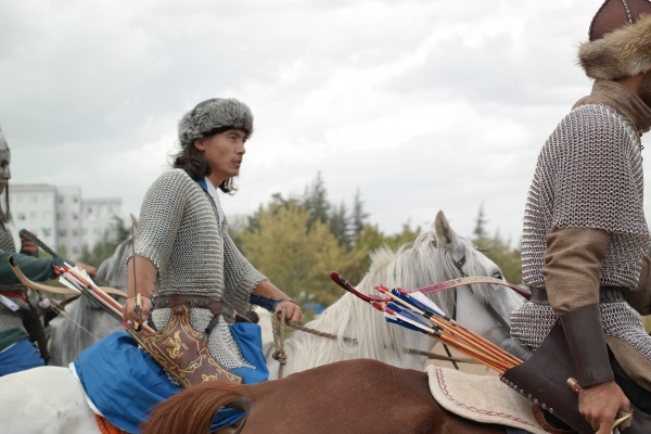 Türk yapımı Orta Çağ Oyununa Hacettepe Teknokent