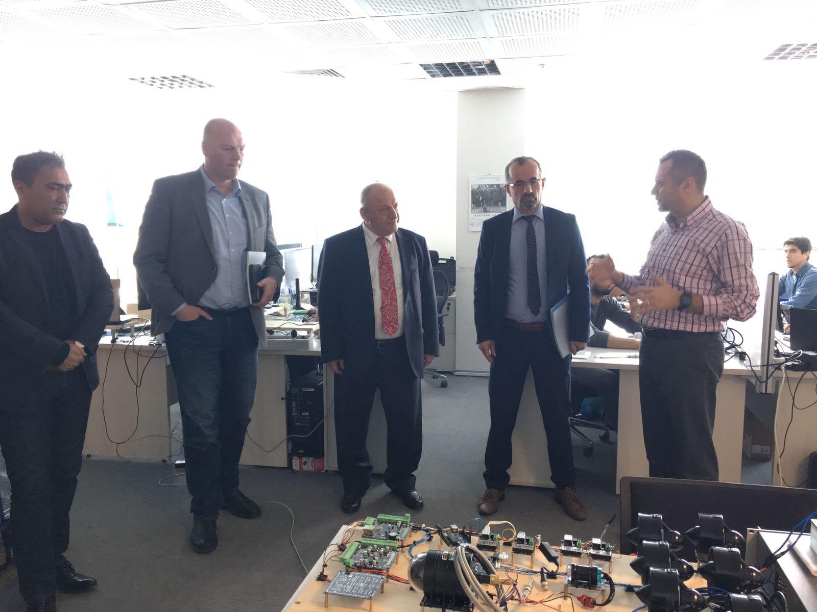 Multi-Buyer GmbH Hacettepe Teknokent Firmaları İle Bir Araya Geldi