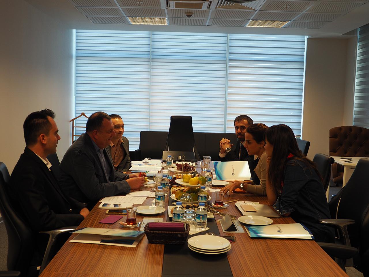 ABBYY Group ile Firmalarımız İş Geliştirme Toplantısında Buluştu