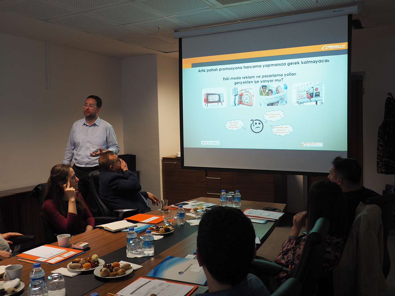 Alibaba.com Hacettepe Teknokentte eğitim verdi