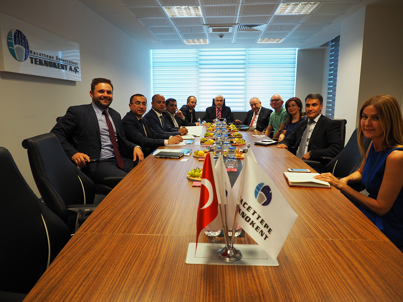 Besuch der Delegation von der Aserbaidschanischen Zentralbank
