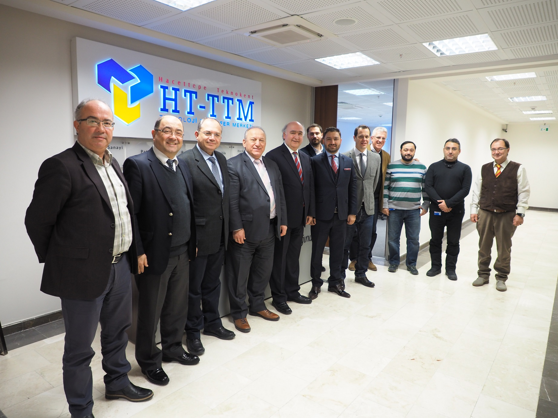 Hacettepe Teknokent Takes the First Step Towards Industry 4.0