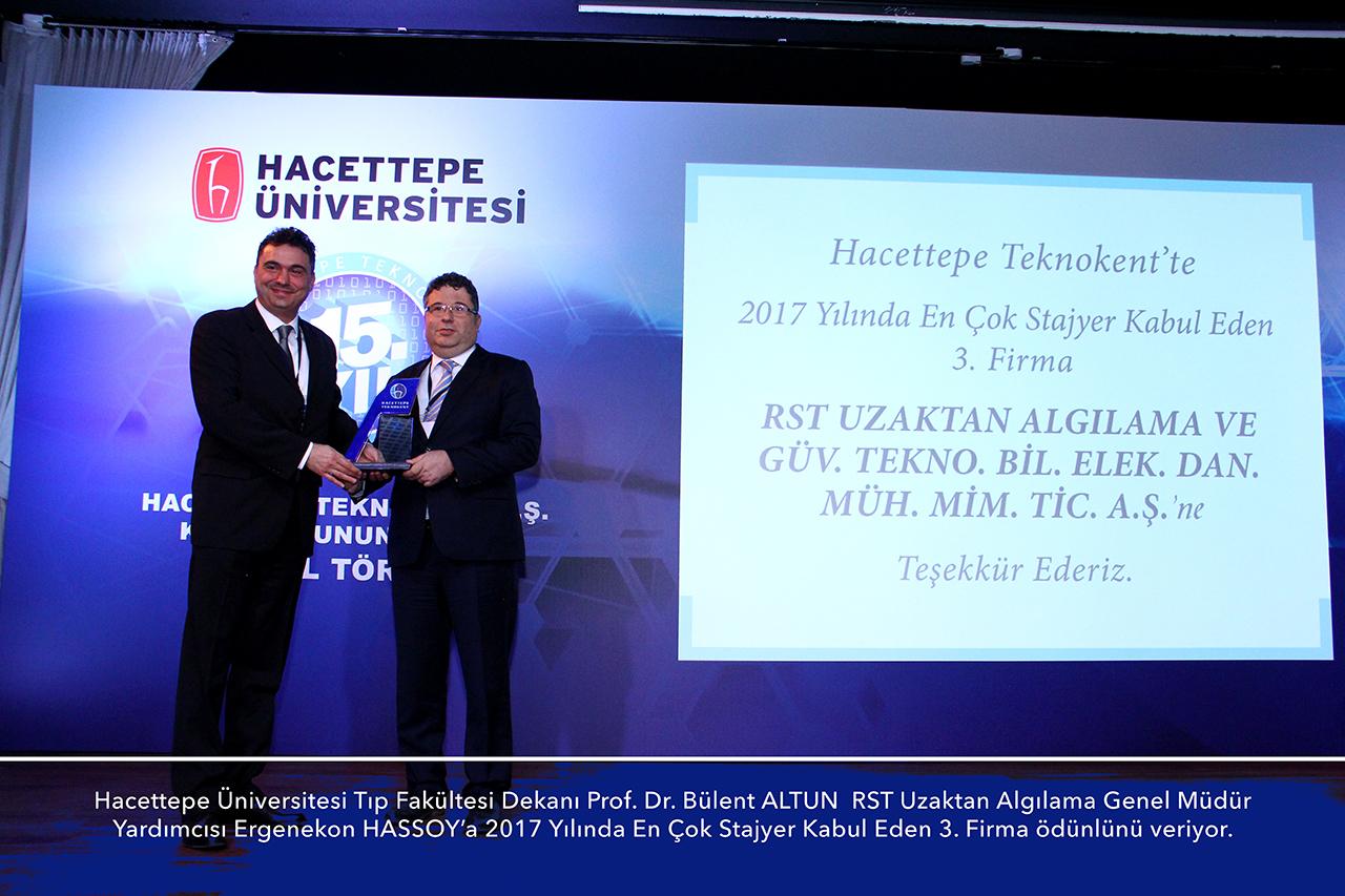 Hacettepe Teknokent 15. Yılını Kutladı