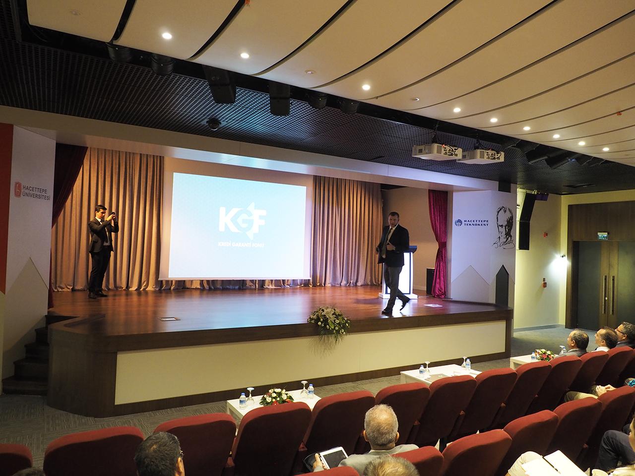Kgf ve Kosgeb Kobigel Çağrısı Bilgilendirme Toplantısı Yapıldı
