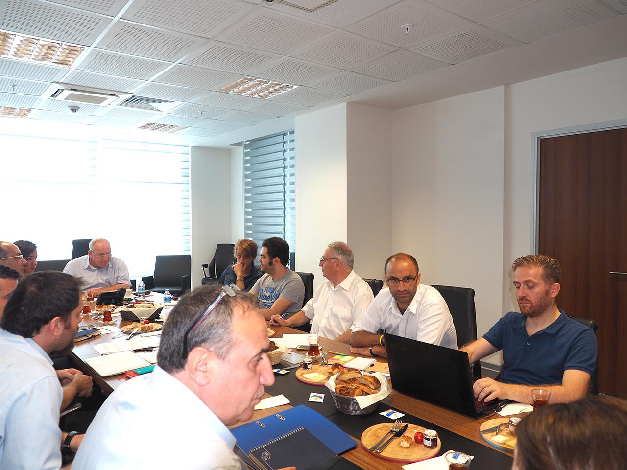 OYAGEM Paydaşlar Açılış Toplantısı Yapıldı