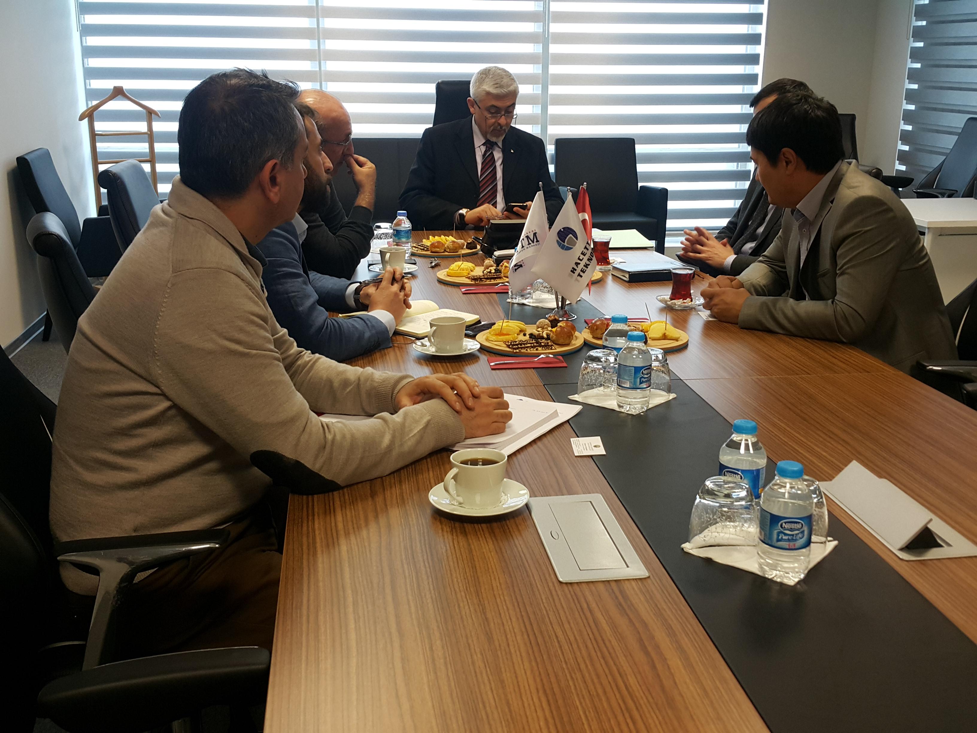 Özbekistan Ticaret  Ataşeliği  Hacettepe Teknokent