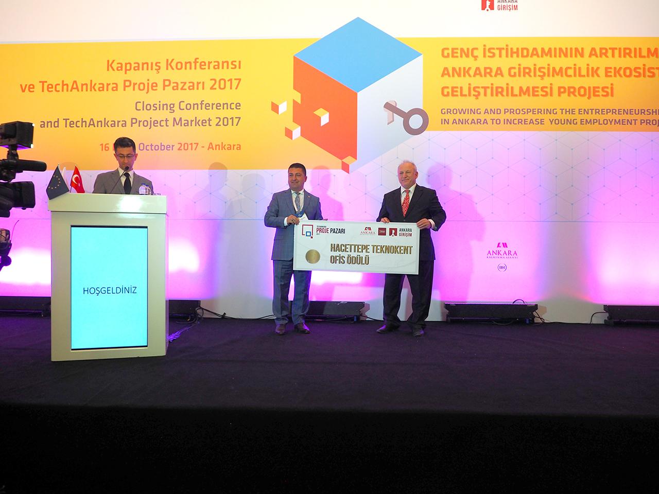Tech Ankara Proje Pazarı