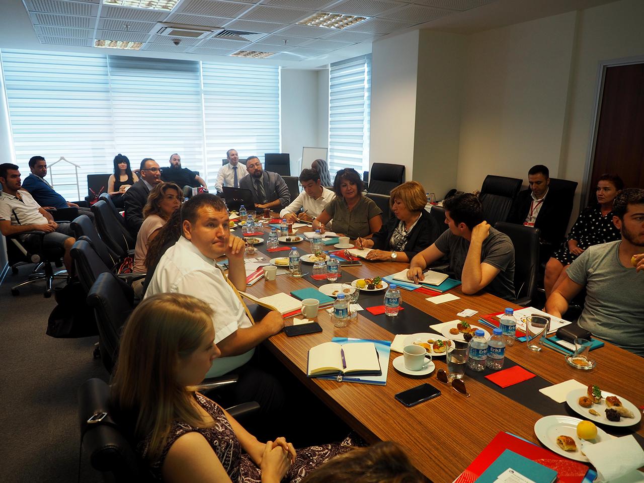 Dış Ticarette Ticari Bilginin Önemi ve Çevrimiçi Pazar Eğitimi