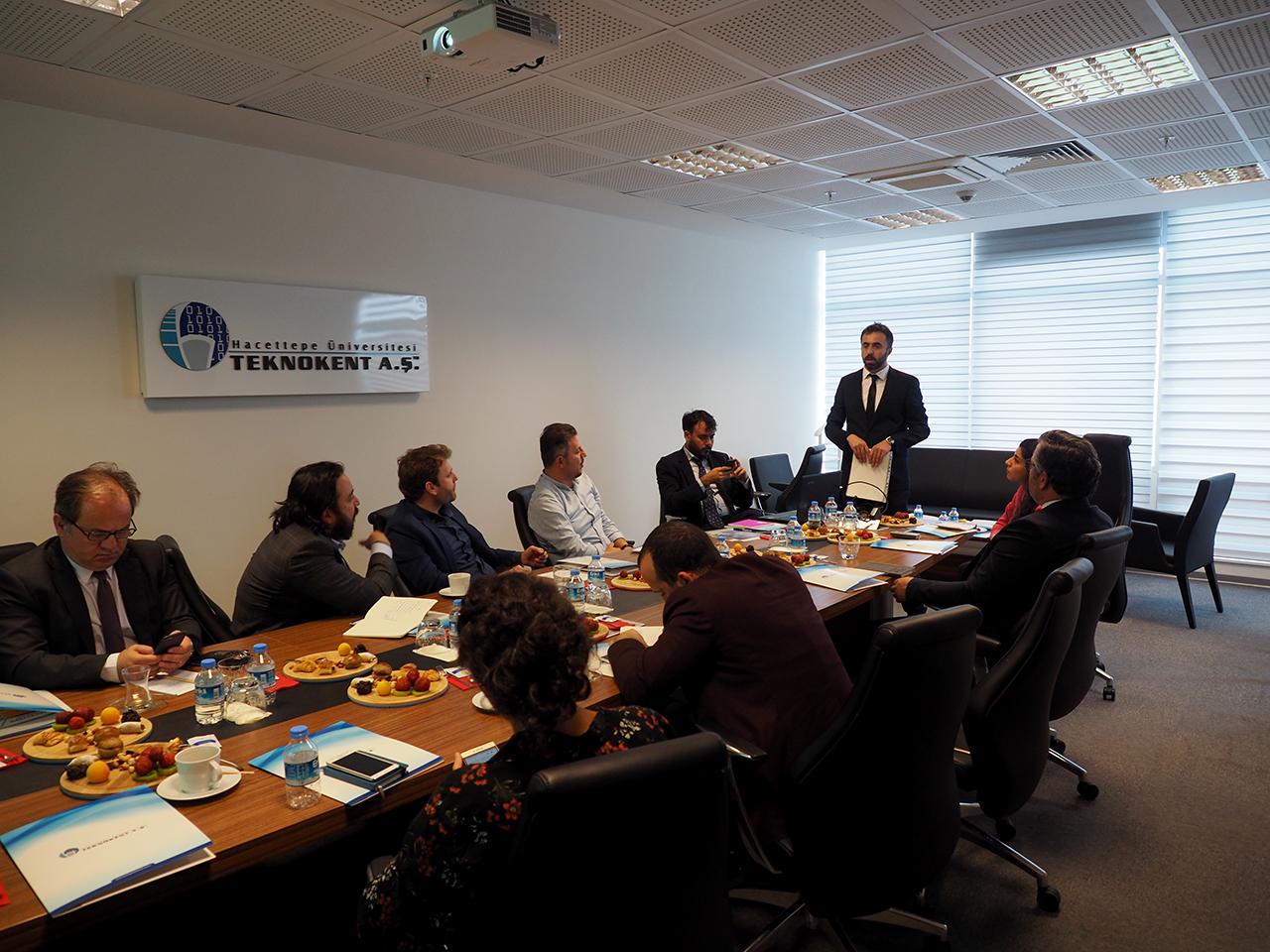 Firmalarımız İspanya Ticaret Müsteşarlığı ile bir araya geldi.