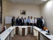 Özbekistan Yenilikçi Kalkınma Bakanlğı - Hacettepe Teknokent İşbirliği protokolü imzalandı